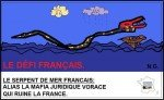 Le serpent de mer français